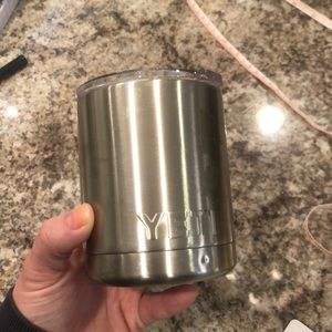 Small Yeti cooler cup